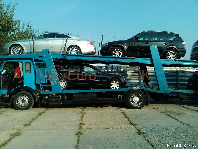 MB CLS, BMW