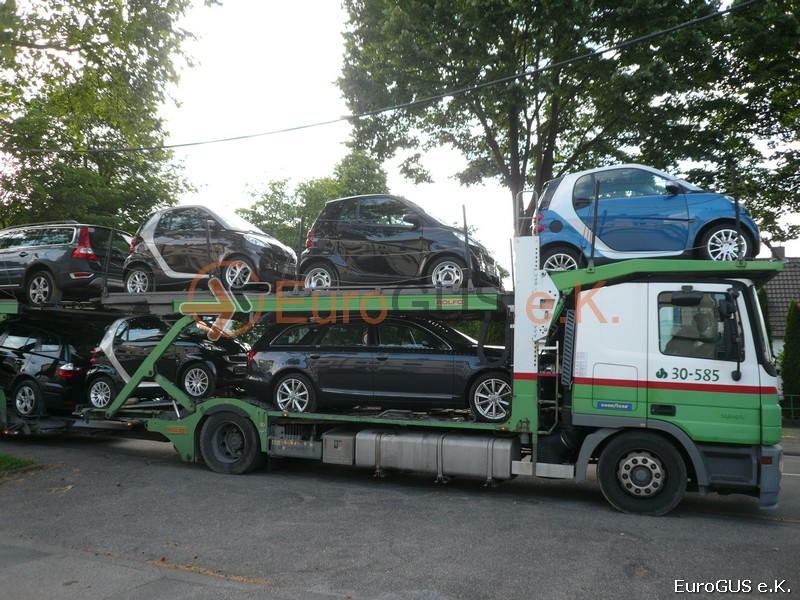 Vehicle transfer (Car Logistics) to Russia. .