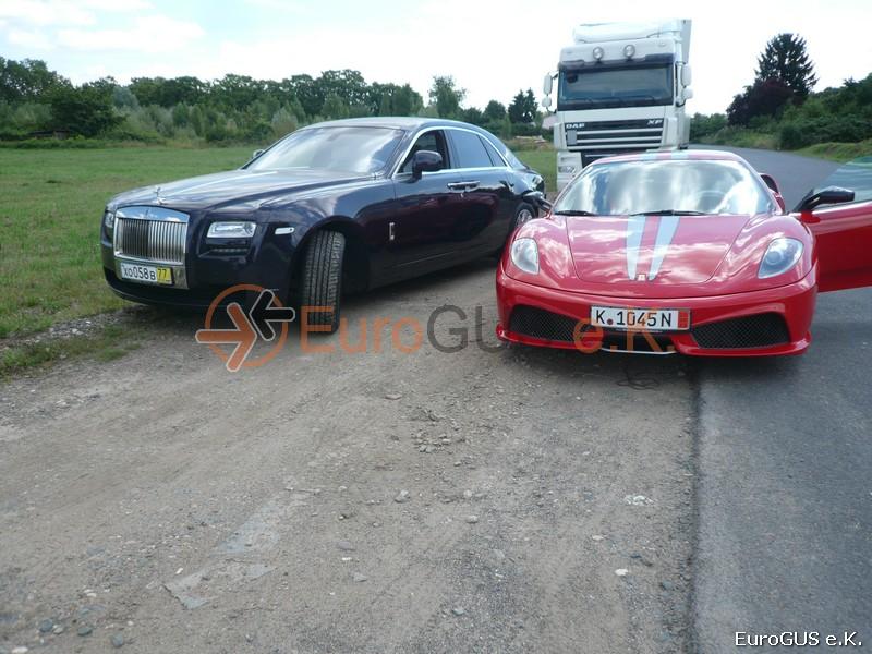 Ferrari, RR. Köln
